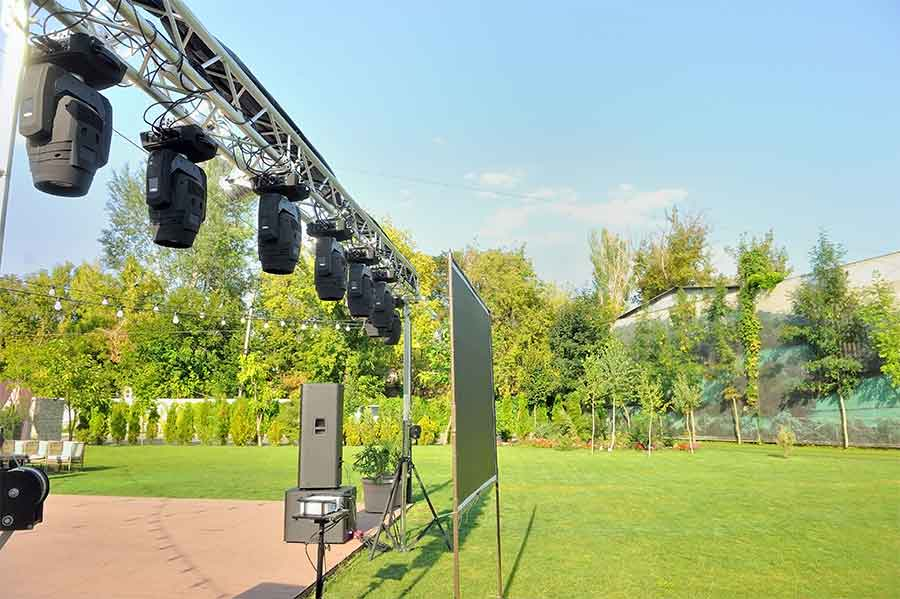 Sound and Lights Equipment