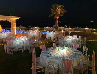 pinspot-lights-rhodes-wedding-dj-services
